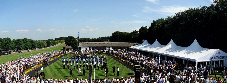 July Racecourse Hospitality 2021