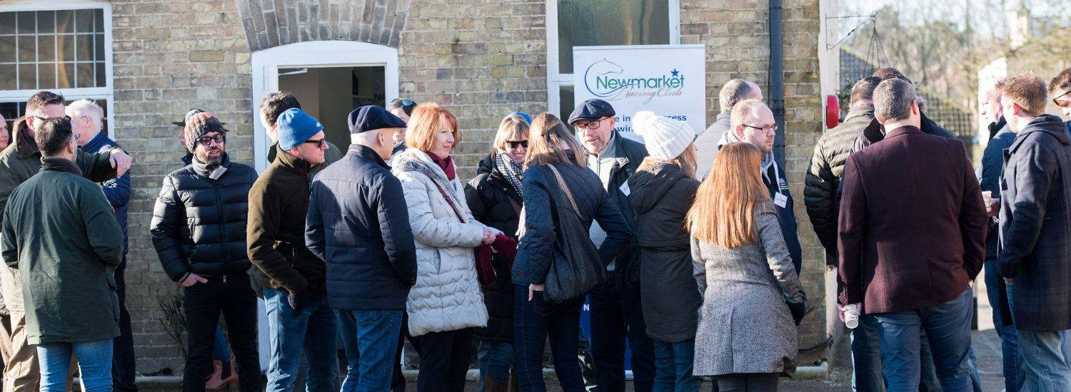 View our Newmarket Racing Club Launch Event Video