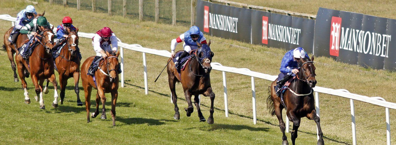 Mustazeed wins at Yarmouth!