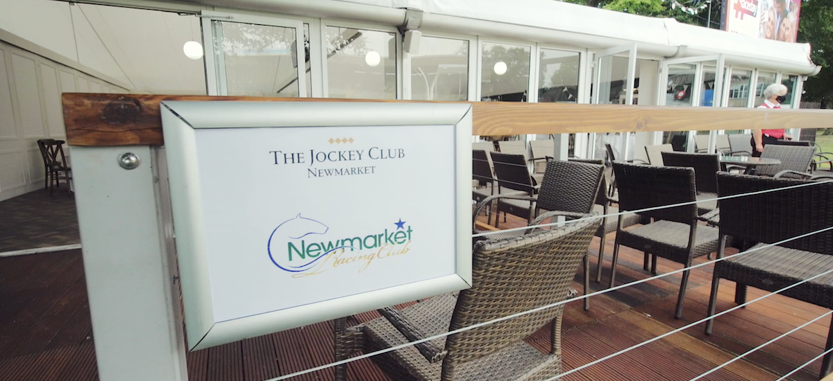 Newmarket Racing Club at Newmarket's July Festival 2021